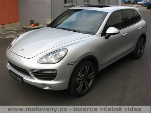 Porsche Cayenne 4,8 V8 S nový model 294kW, foto 1 Auto – moto , Automobily | spěcháto.cz - bazar, inzerce zdarma