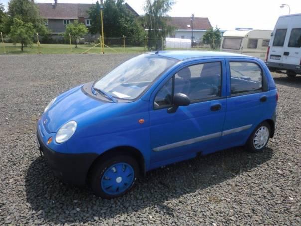 Daewoo Matiz 0.8i, foto 1 Auto – moto , Automobily | spěcháto.cz - bazar, inzerce zdarma