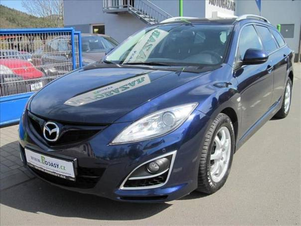 Mazda 6 2,2   MZR-CD 1.MAJ ČR , foto 1 Auto – moto , Automobily | spěcháto.cz - bazar, inzerce zdarma