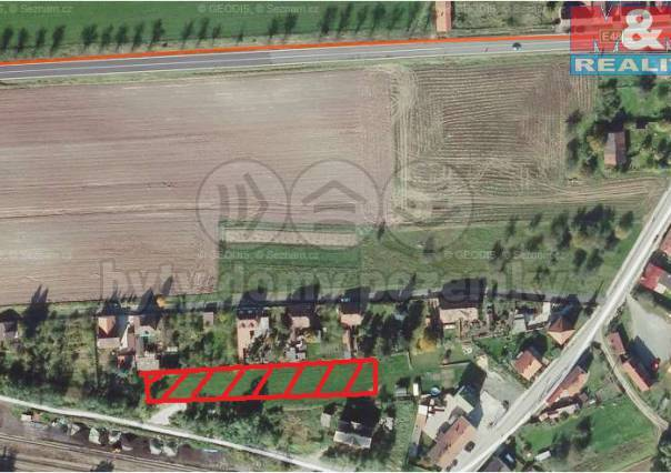Prodej pozemku, Krupá, foto 1 Reality, Pozemky | spěcháto.cz - bazar, inzerce