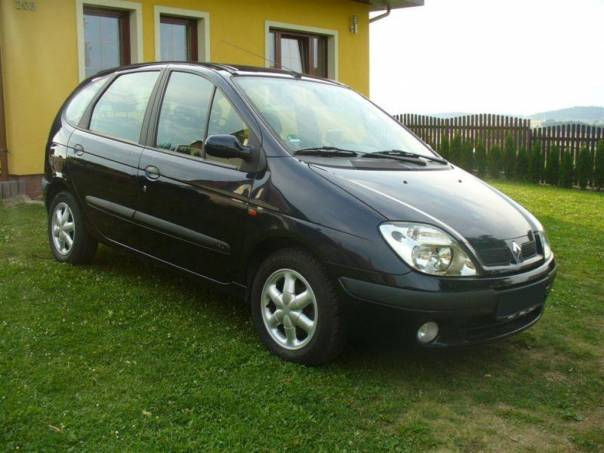 Renault Scénic 1.6i 16V Expression, foto 1 Auto – moto , Automobily | spěcháto.cz - bazar, inzerce zdarma