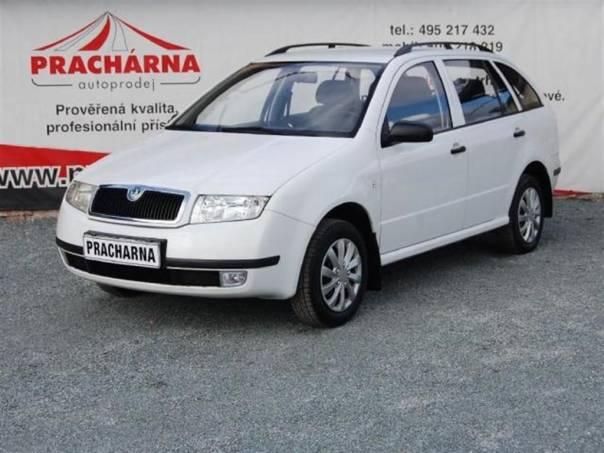 Škoda Fabia 1.4i 16V 55kW Combi, foto 1 Auto – moto , Automobily | spěcháto.cz - bazar, inzerce zdarma