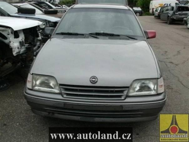 Opel Kadett VOLAT, foto 1 Náhradní díly a příslušenství, Ostatní | spěcháto.cz - bazar, inzerce zdarma