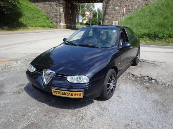 Alfa Romeo 156 1,9JTD,aut klima,serv.kniha, foto 1 Auto – moto , Automobily | spěcháto.cz - bazar, inzerce zdarma