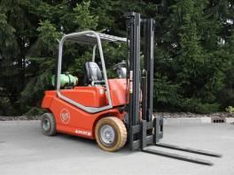 C4G 250 D (PS1011) , Pracovní a zemědělské stroje, Vysokozdvižné vozíky  | spěcháto.cz - bazar, inzerce zdarma