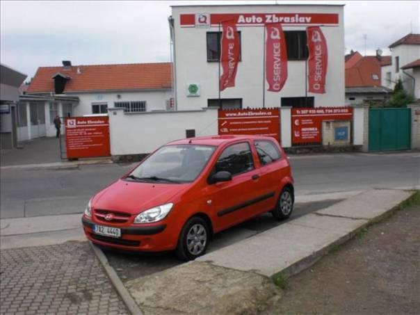 Hyundai Getz 1,1   3dv., foto 1 Auto – moto , Automobily | spěcháto.cz - bazar, inzerce zdarma