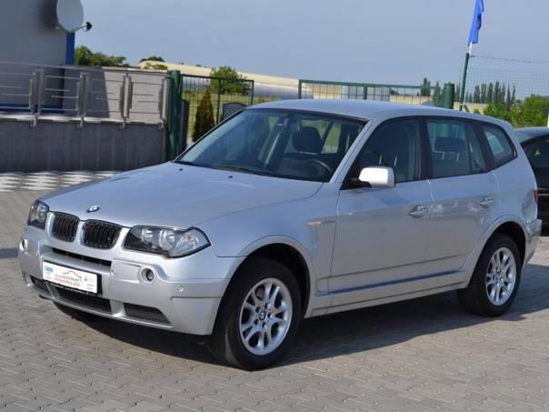 BMW X3 2,0, foto 1 Auto – moto , Automobily | spěcháto.cz - bazar, inzerce zdarma