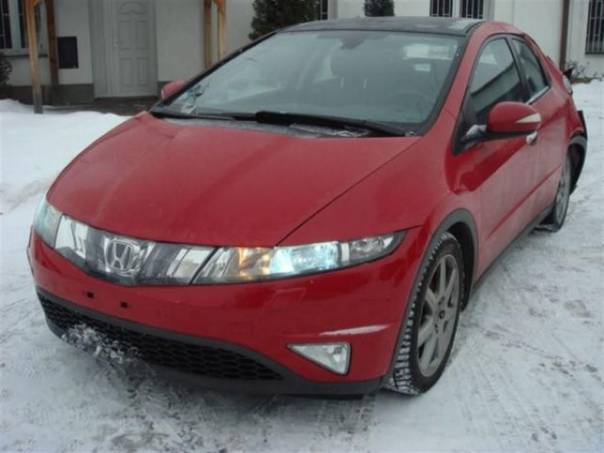 Honda Civic 2,2 i-CTDi 6ti rychlostní 140PS, foto 1 Auto – moto , Automobily | spěcháto.cz - bazar, inzerce zdarma