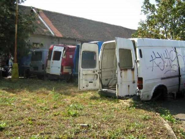 Ford Transit r.91-00 na ND, foto 1 Náhradní díly a příslušenství, Užitkové a nákladní vozy | spěcháto.cz - bazar, inzerce zdarma
