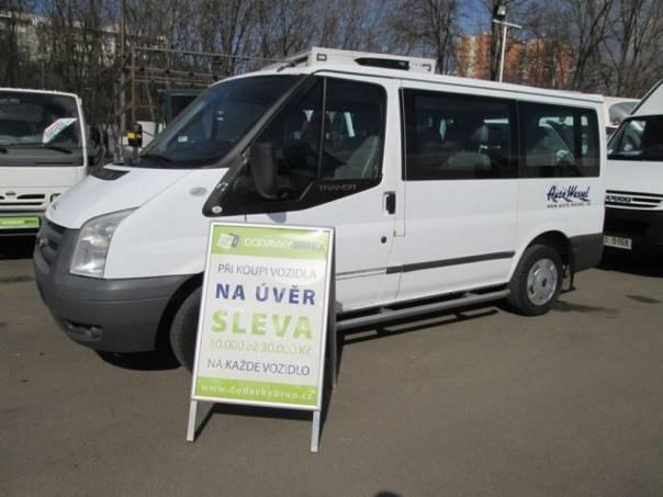 Ford Transit 9 MÍST L1H1, foto 1 Užitkové a nákladní vozy, Do 7,5 t   spěcháto.cz - bazar, inzerce zdarma
