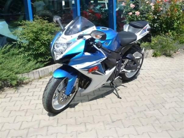 GSX-R 600, foto 1 Auto – moto , Motocykly a čtyřkolky | spěcháto.cz - bazar, inzerce zdarma