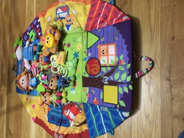 Hrací deka Lamaze pyramida, foto 1 Pro děti, Hračky | spěcháto.cz - bazar, inzerce zdarma