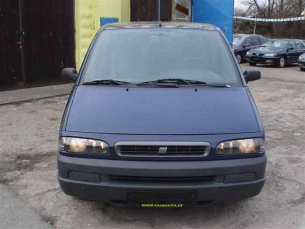 Fiat Ulysse 2,0 16V,KLIMA,7MÍST!!PĚKNÝ!!!, foto 1 Auto – moto , Automobily | spěcháto.cz - bazar, inzerce zdarma