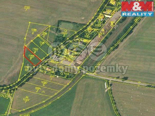 Prodej pozemku, Vlastec, foto 1 Reality, Pozemky | spěcháto.cz - bazar, inzerce