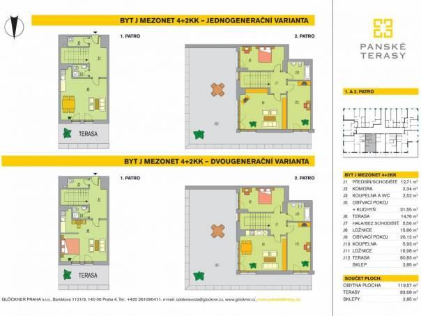 Prodej bytu 4+kk, Odolena Voda, foto 1 Reality, Byty na prodej | spěcháto.cz - bazar, inzerce