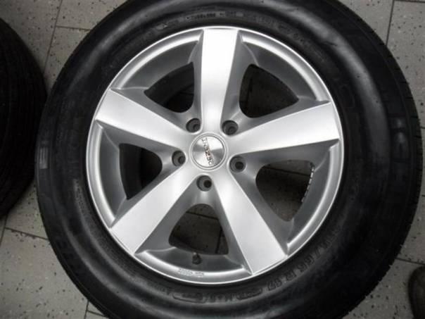 17¨¨al.kola + pneu VW Touareg, foto 1 Náhradní díly a příslušenství, Ostatní | spěcháto.cz - bazar, inzerce zdarma