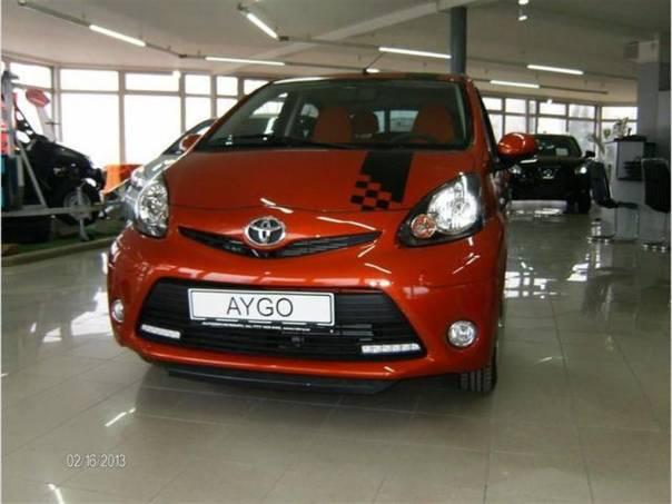 Toyota Aygo 1,0 Czech Edition, foto 1 Auto – moto , Automobily   spěcháto.cz - bazar, inzerce zdarma