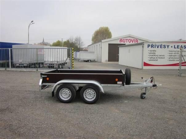 ZV 7 B2 2,5/1,5/0,35 -2, foto 1 Užitkové a nákladní vozy, Přívěsy a návěsy | spěcháto.cz - bazar, inzerce zdarma