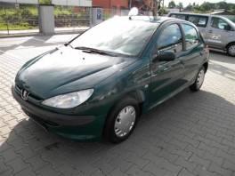 Peugeot 206 1.1 44kW KLIMA,EKO ZAPLACENO , Auto – moto , Automobily  | spěcháto.cz - bazar, inzerce zdarma