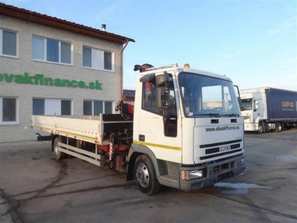 EUROCARGO ML 80E14 valník s hydraulickou rukou, EU, foto 1 Užitkové a nákladní vozy, Nad 7,5 t | spěcháto.cz - bazar, inzerce zdarma