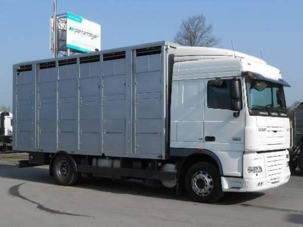 DAF  XF95.410, foto 1 Užitkové a nákladní vozy, Nad 7,5 t | spěcháto.cz - bazar, inzerce zdarma