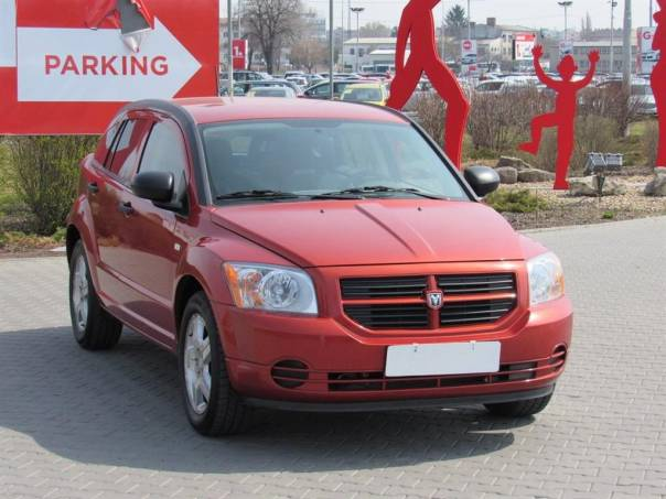 Dodge Caliber  1.8 VVT, Serv.kniha,ČR, foto 1 Auto – moto , Automobily | spěcháto.cz - bazar, inzerce zdarma