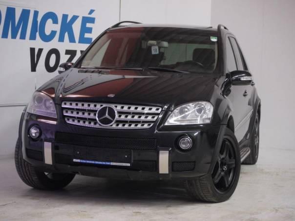 Mercedes-Benz Třída ML ML 420 CDI AMG PACKET, foto 1 Auto – moto , Automobily | spěcháto.cz - bazar, inzerce zdarma