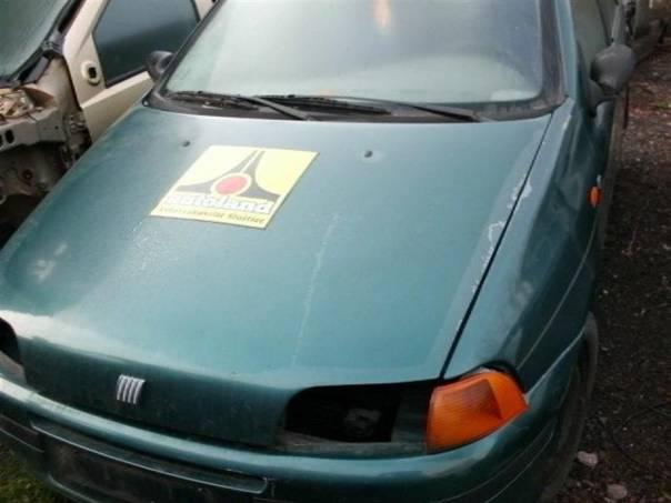 Fiat Punto 1,7, foto 1 Náhradní díly a příslušenství, Ostatní | spěcháto.cz - bazar, inzerce zdarma