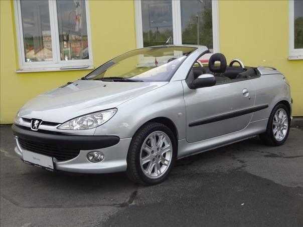Peugeot 206 2,0 i 16V  CC, foto 1 Auto – moto , Automobily | spěcháto.cz - bazar, inzerce zdarma