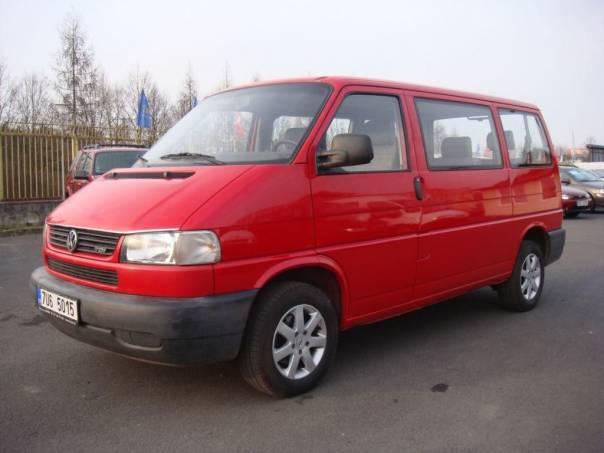 Volkswagen Caravelle 2.5 TDI, foto 1 Užitkové a nákladní vozy, Autobusy | spěcháto.cz - bazar, inzerce zdarma