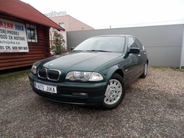 BMW Řada 3 3-318i,KLIMA,M-Packet, foto 1 Auto – moto , Automobily | spěcháto.cz - bazar, inzerce zdarma