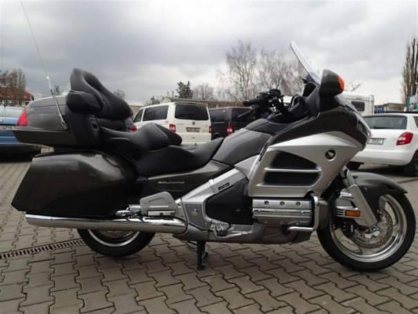GL 1800 Gold Wing De Luxe, foto 1 Auto – moto , Motocykly a čtyřkolky | spěcháto.cz - bazar, inzerce zdarma
