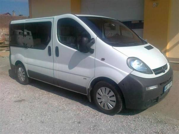 Opel Vivaro Lief-Westfalia-multivan, foto 1 Auto – moto , Automobily | spěcháto.cz - bazar, inzerce zdarma