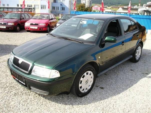 Škoda Octavia 1,6i 102PS KLIMA SERVISKA, foto 1 Auto – moto , Automobily | spěcháto.cz - bazar, inzerce zdarma