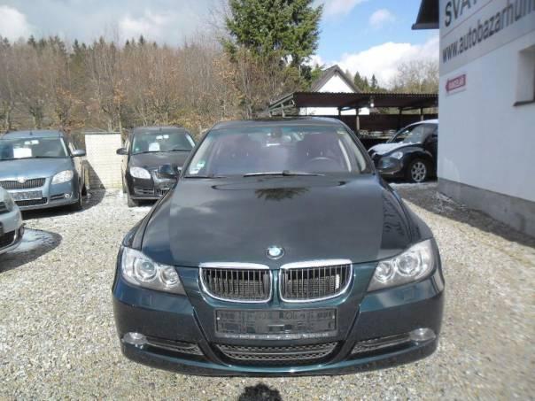 BMW Řada 3 320 D 120KW super stav, foto 1 Auto – moto , Automobily | spěcháto.cz - bazar, inzerce zdarma