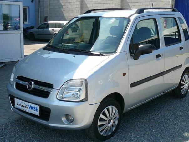 Opel Agila 1.3 CDTi KLIMA*ABS*SERVO, foto 1 Auto – moto , Automobily | spěcháto.cz - bazar, inzerce zdarma