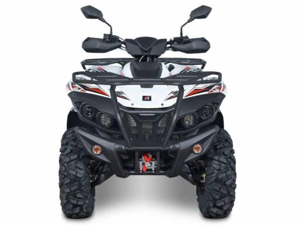 Access Motor  MAX 750i FOREST 4x4 SPZ white, foto 1 Auto – moto , Motocykly a čtyřkolky | spěcháto.cz - bazar, inzerce zdarma