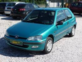 Peugeot 106 1.1i *SERVISKA* , Auto – moto , Automobily  | spěcháto.cz - bazar, inzerce zdarma