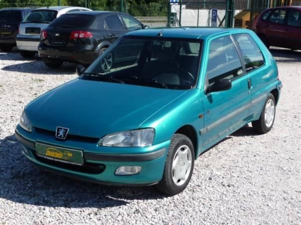 Peugeot 106 1.1i *SERVISKA*, foto 1 Auto – moto , Automobily | spěcháto.cz - bazar, inzerce zdarma