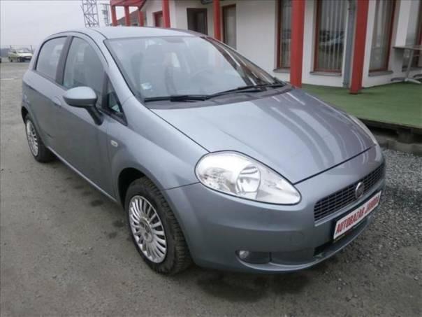 Fiat Punto 1.2 i klima, serv.kniha CZ,1.m, foto 1 Auto – moto , Automobily | spěcháto.cz - bazar, inzerce zdarma