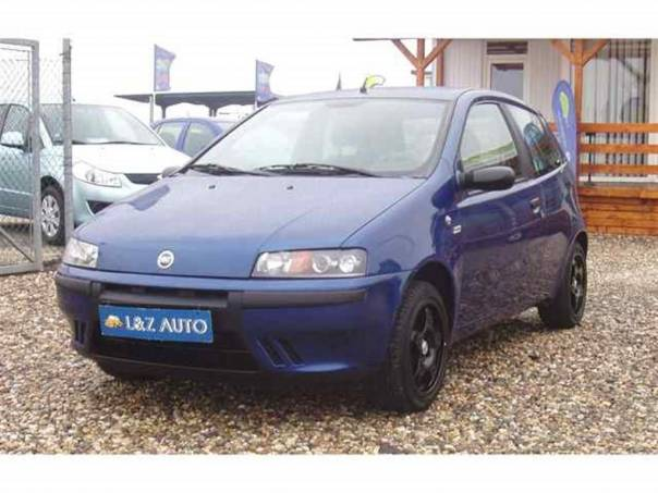 Fiat Punto 1,2 8V, foto 1 Auto – moto , Automobily | spěcháto.cz - bazar, inzerce zdarma