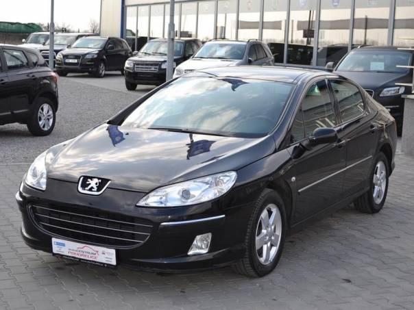 Peugeot 407 2,0 100kW SERVISKA, foto 1 Auto – moto , Automobily | spěcháto.cz - bazar, inzerce zdarma