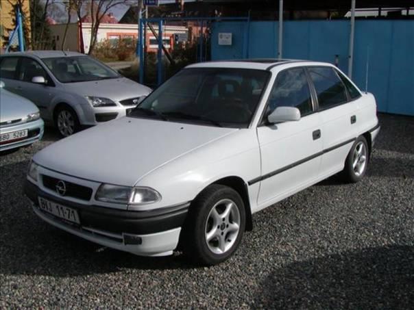 Opel Astra 1.7 TD,výborný stav, foto 1 Auto – moto , Automobily | spěcháto.cz - bazar, inzerce zdarma