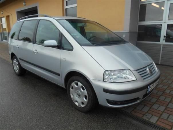 Volkswagen Sharan 1.9 TDi  CLIMATRONIC TEMPOMAT  TAŽNÉ, foto 1 Auto – moto , Automobily | spěcháto.cz - bazar, inzerce zdarma