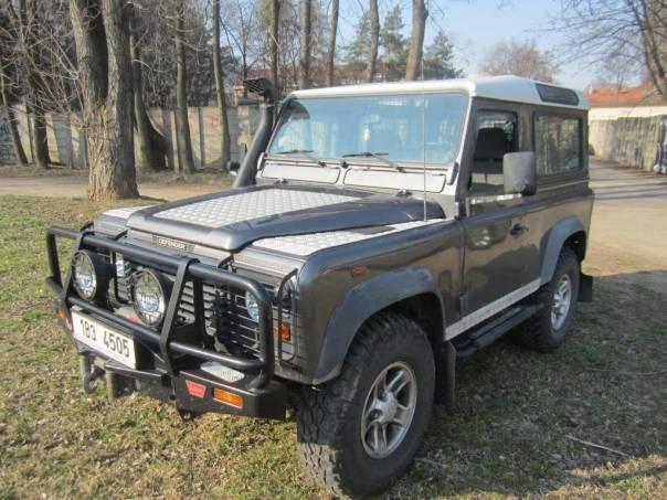 Land Rover Defender TD5, foto 1 Auto – moto , Automobily | spěcháto.cz - bazar, inzerce zdarma