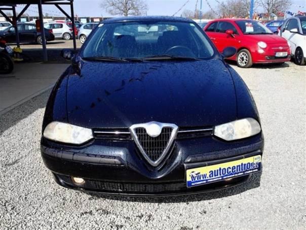 Alfa Romeo 156 1.9JTD 81KW - SEDAN, foto 1 Auto – moto , Automobily | spěcháto.cz - bazar, inzerce zdarma