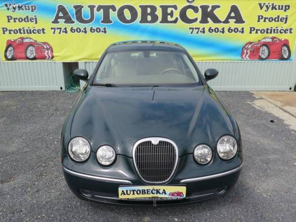 Jaguar S-Type , foto 1 Auto – moto , Automobily | spěcháto.cz - bazar, inzerce zdarma