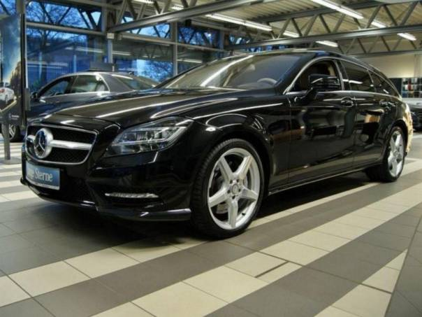 Mercedes-Benz Třída CLS 500 SB Airm Com Keyless Sv.kůže, foto 1 Auto – moto , Automobily | spěcháto.cz - bazar, inzerce zdarma