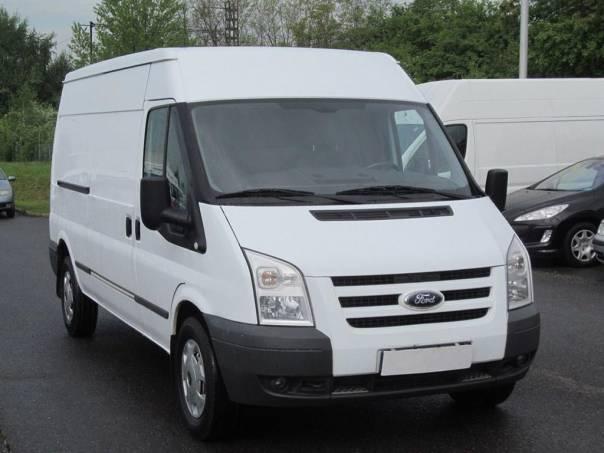 Ford Transit  2.4 TDCi, Serv.kniha, klima, foto 1 Užitkové a nákladní vozy, Do 7,5 t | spěcháto.cz - bazar, inzerce zdarma