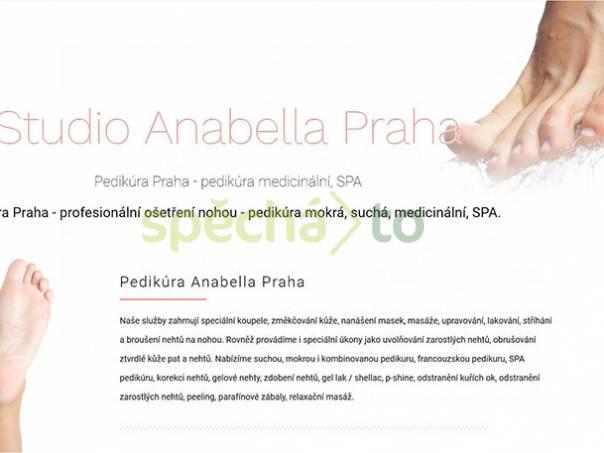Pedikúra Praha - suchá, mokrá, medicinální, SPA, foto 1 Kosmetika, Péče o tělo | spěcháto.cz - bazar, inzerce zdarma